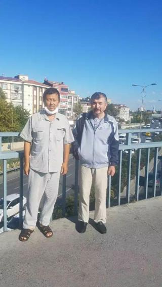 Нурмуҳаммад Мамасолиев ва Файзулло Жамолов
