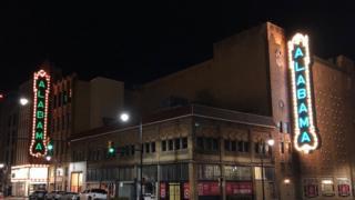 Alabama Theatre in Birmingham