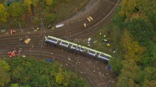 Sandilands tram derailment