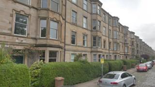 Edinburgh tenement