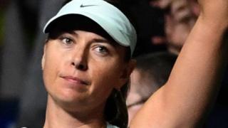 Maria Sharapova anasema muda si mrefu atarejea katika makali yake ya zamani