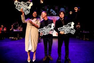 جایزه هنری آمستردام