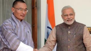 भूटान और भारत