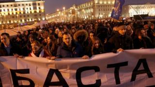 участники митинга 17 февраля