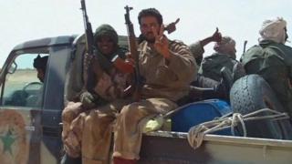 Waasi wa Tuareg nchini Mali wadaiwa kukishambulia kituo kimoja cha jeshi