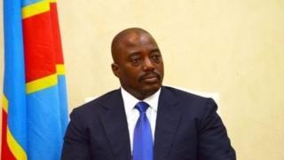 Shugaba Joseph Kabila na Congo