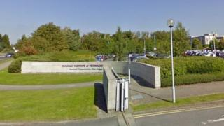 Dundalk Institute of Technology in County Louth