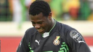 Razak Brimah pourrait jouer la demi-finale Cameroun-Ghana, jeudi 2 février.