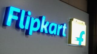 Flipkart sign