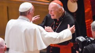 अमेरिका भ्रमणमा पोप फ्रान्सिस्
