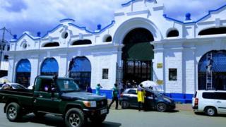 Soko la Mackinon Mombasa