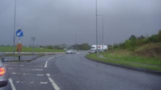 A120 near Birchanger