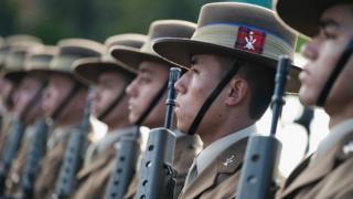 ब्रिटिश गोर्खा सैनिकहरू