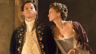 Dominic West and Janet McTeer in Les Liaisons Dangereuses