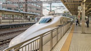 जापान, बुलेट ट्रेन