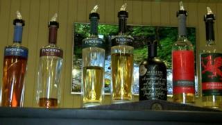 Penderyn Whisky in Brecon