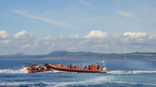 RIB Osprey vessels
