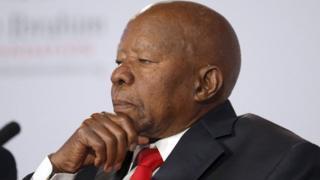 Sir Ketumile Masire - niwe yatumye Botswana idahungabana