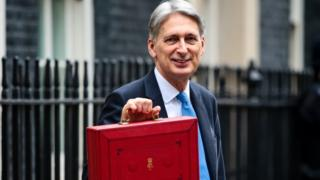 Philip Hammond - Budget 2017