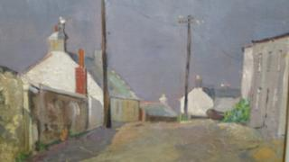 Porth Leven by Bertha Florence James