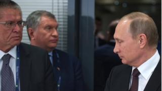 Улюкаев, Сечин и Путин