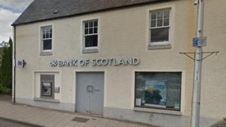 Bank of Scotland Auchterarder
