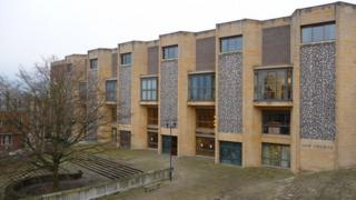 Winchester Law Courts