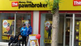 The Money Shop branch