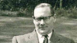 A photograph of Joseph Brendan Dowley