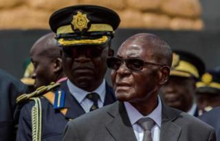 Kiongozi huyu wa miaka 93 ameongoza Zimbabwe tangu kupata uhuru mwaka wa 1980