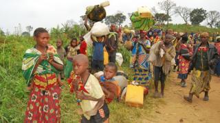 Les conflits ont forcé de nombreuses personnes à fuir leur foyer en Éthiopie et en République démocratique du Congo.