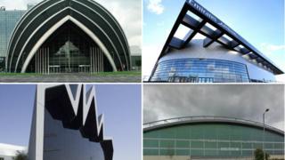 Glasgow City Council venues