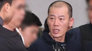 경남 진주에서 방화·살인을 저지른 혐의로 체포된 안인득