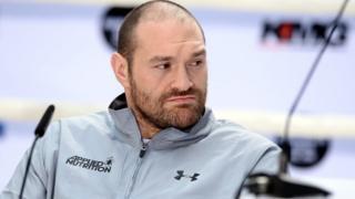 Tyson Fury n'est pas remonté sur un ring depuis novembre 2015.