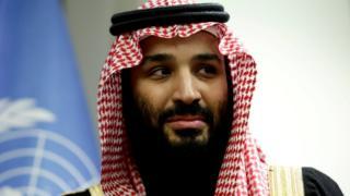Yariman Saudiyya Mohammed bin Salman