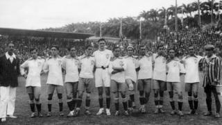 Seleção brasileira em 1919