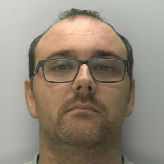 Richard Brewer, 30, of Northway Lane, Tewkesbury, Gloucestershire