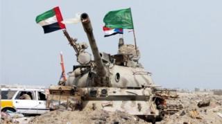 ائتلاف به رهبری عربستان با حوثی ها در یمن در جنگ است