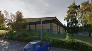 Alton Sports Centre