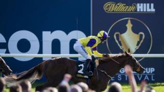 William Hill horserace