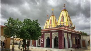 மித்தியில் உள்ள இந்து கோவில்