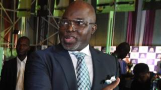 Nigeria Football Federation President Amaju Pinnick
