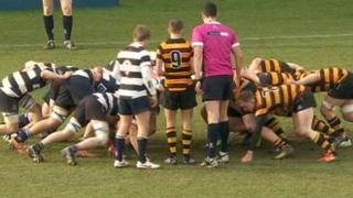 Schools Cup Rugby Final 2015
