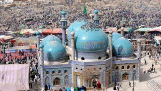 Кабулдагы мечит