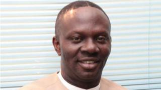Agbẹnusọ fun Ibrahim Babangiga, Kassim Afegbua