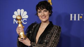 Phoebe Waller-Bridge at the 77th Golden Globe Awards