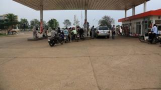 Emmanuel Sogadji, le président de la Ligue des consommateurs du Togo (LCT) a indiqué que le gouvernement n'a rien subventionné ces derniers mois