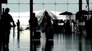 File image of Bangkok's Suvarnabhumi Airport. Dec 2008