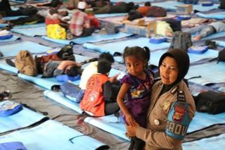 Pengungsi Wamena
