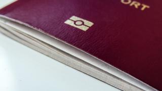 An e-passport